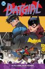 Batgirl Megaband 2: Alte Liebe Alte Feinde