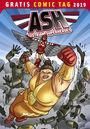 ASH Austrian Superheroes - Gratis Comic Tag 2019