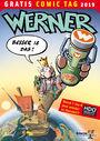 Gratis Comic Tag 2019: Werner