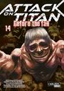 Attack on Titan ? Before the Fall 14