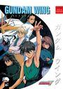 Gundam Wing Artbook 1