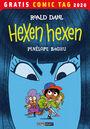 Hexen hexen ? Gratis Comic Tag 2020