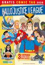 Hallo Justice League ? Gratis Comic Tag 2020