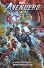Marvels Avengers ? Die Vorgeschichte zum Videogame