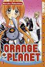 Orange Planet 3