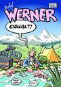 Werner Sammelbänder 4: Werner Eiskalt!