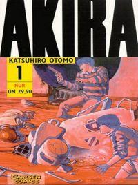 Akira - Original Edition 1 - Klickt hier für die große Abbildung zur Rezension