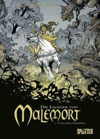 Die Legende von Malemort 1: Unter dem Mondlicht - Klickt hier für die große Abbildung zur Rezension