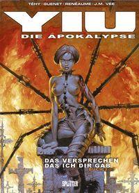 Yiu - Die Apokalypse 2: Das Versprechen, das ich dir gab - Klickt hier für die große Abbildung zur Rezension