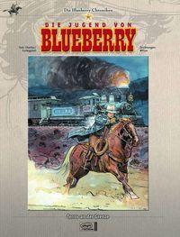 Die Blueberry Chroniken 13: Terror an der Grenze - Klickt hier für die große Abbildung zur Rezension