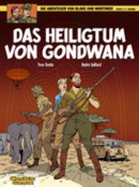 Blake & Mortimer 15: Das Heiligtum von Gondwana - Klickt hier für die große Abbildung zur Rezension