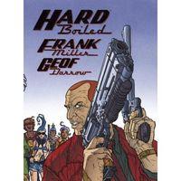 Frank Miller´s Hard Boiled - Klickt hier für die große Abbildung zur Rezension