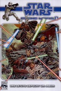 Star Wars: The Clone Wars 3: das letzte Gefecht um Jabiim - Klickt hier für die große Abbildung zur Rezension