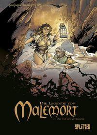 Die Legende von Malemort 2: Das Tor des Vergessens - Klickt hier für die große Abbildung zur Rezension