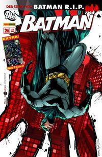 Batman 26 - Klickt hier für die große Abbildung zur Rezension