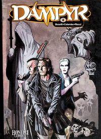 Dampyr 4: Verlorene Seele, Die dämonische Leinwand - Klickt hier für die große Abbildung zur Rezension