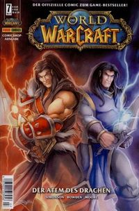 World of Warcraft 7 - Klickt hier für die große Abbildung zur Rezension