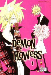 Demon Flowers 1 - Klickt hier für die große Abbildung zur Rezension