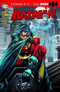 Batman R.I.P. - Das Erbe  - Klickt hier für die große Abbildung zur Rezension