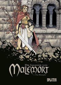 Die Legende von Malemort 3: Das Blutopfer - Klickt hier für die große Abbildung zur Rezension