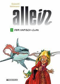 Allein 3: Der Haifischclan - Klickt hier für die große Abbildung zur Rezension
