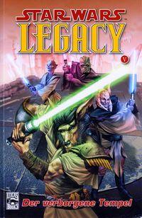 Star Wars Sonderband 48: Legacy V - Der Verborgene Tempel - Klickt hier für die große Abbildung zur Rezension