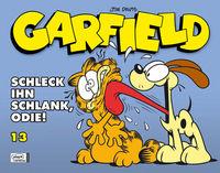 Garfield Softcover 13 - Klickt hier für die große Abbildung zur Rezension