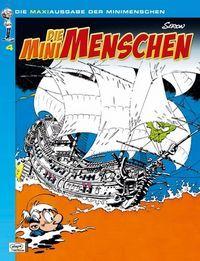 Die Minimenschen Maxiausgabe 4 - Klickt hier für die große Abbildung zur Rezension