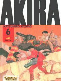 Akira - Original Edition 6 - Klickt hier für die große Abbildung zur Rezension