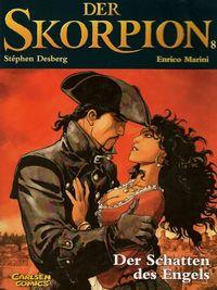 Der Skorpion 8: Der Schatten des Engels - Klickt hier für die große Abbildung zur Rezension