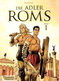 Die Adler Roms: Buch I - Klickt hier für die große Abbildung zur Rezension