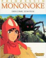 Prinzessin Mononoke : Anime Comic 1 - Klickt hier für die große Abbildung zur Rezension