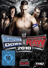 WWE SmackDown vs. Raw 2010 - Klickt hier für die große Abbildung zur Rezension
