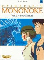 Prinzessin Mononoke : Anime Comic 4 - Klickt hier für die große Abbildung zur Rezension