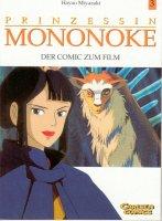 Prinzessin Mononoke : Anime Comic 3 - Klickt hier für die große Abbildung zur Rezension