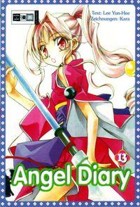 Angel Diary 12 - Klickt hier für die große Abbildung zur Rezension