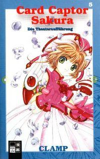 Card Captor Sakura 5 - Klickt hier für die große Abbildung zur Rezension
