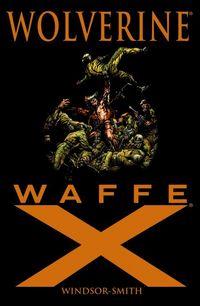 Wolverine: Waffe X - Klickt hier für die große Abbildung zur Rezension