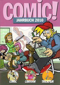 COMIC! Jahrbuch 2010 - Klickt hier für die große Abbildung zur Rezension