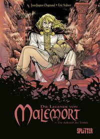 Die Legende von Malemort 5: Die Ankunft des Teufels - Klickt hier für die große Abbildung zur Rezension