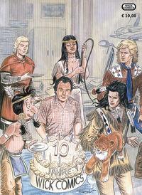 10 Jahre Wick Comics - Klickt hier für die große Abbildung zur Rezension