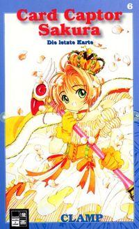 Card Captor Sakura 6 - Klickt hier für die große Abbildung zur Rezension