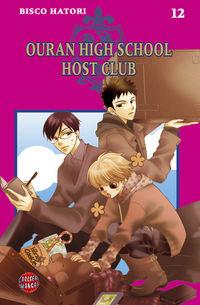 Ouran High School Host Club 12 - Klickt hier für die große Abbildung zur Rezension