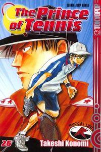 The Prince of Tennis 26 - Klickt hier für die große Abbildung zur Rezension