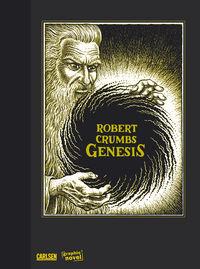 Robert Crumbs Genesis - Klickt hier für die große Abbildung zur Rezension