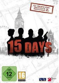 15 Days - Klickt hier für die große Abbildung zur Rezension