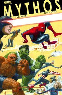 Marvel Exklusiv 81: Mythos Marvel - Klickt hier für die große Abbildung zur Rezension