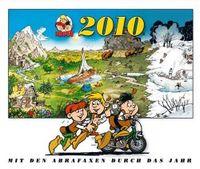 Mosaik Kalender 2010: Die Abrafaxe Jahreszeiten - Klickt hier für die große Abbildung zur Rezension