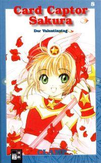 Card Captor Sakura 8 - Klickt hier für die große Abbildung zur Rezension