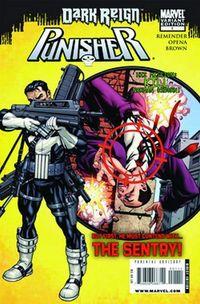 Punisher Dark Reign - Klickt hier für die große Abbildung zur Rezension